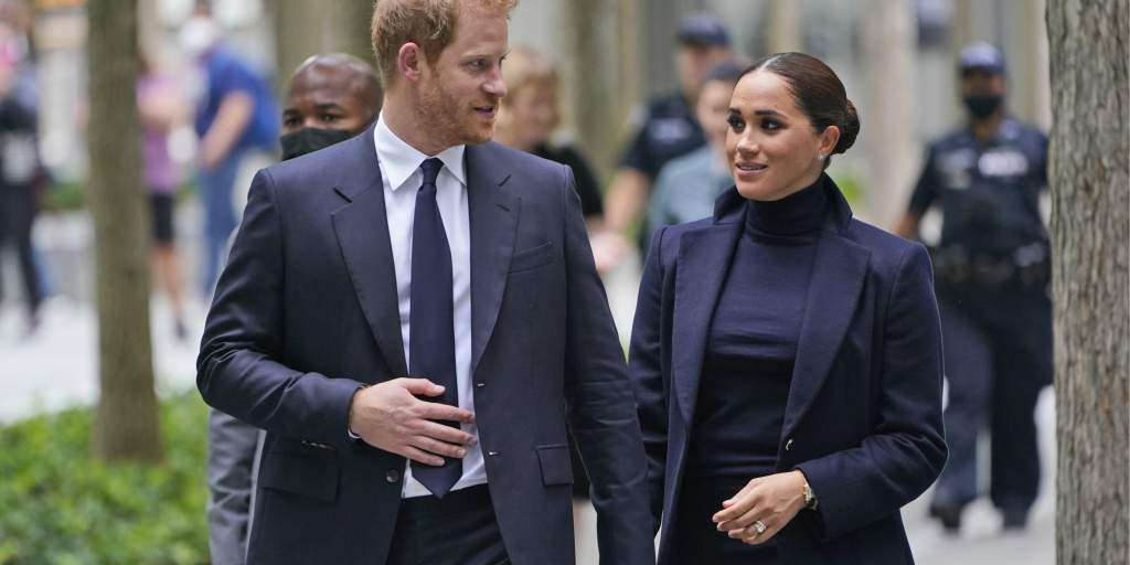 Irony and hatred for Meghan Markle and Prince Harry