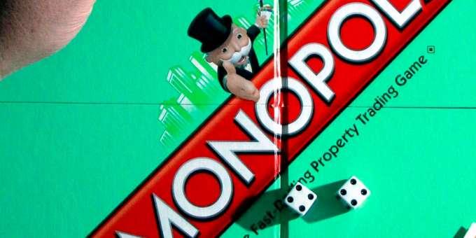 Hasbro's monopoly