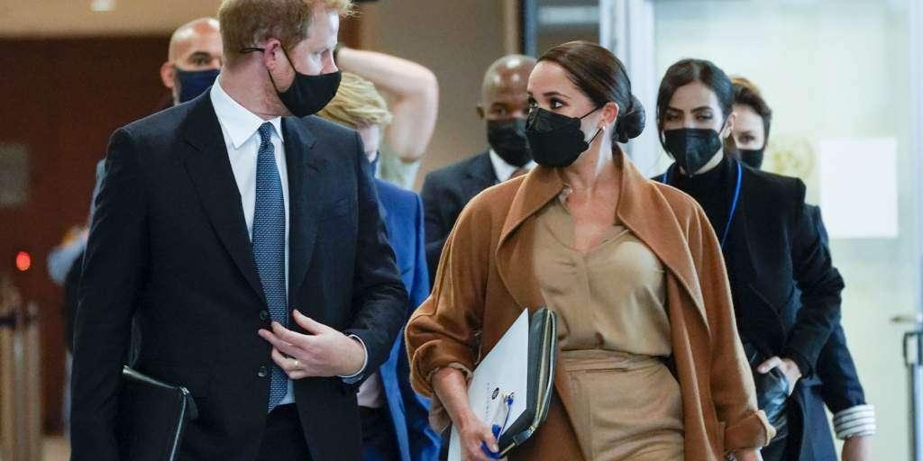 Meghan Markle and Harry want to create an alternative royal family