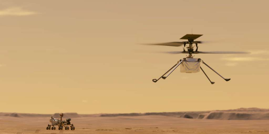 NASA cuts off contact with Mars missions