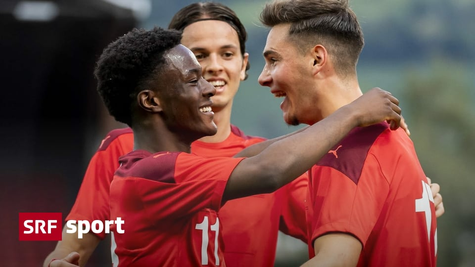 4: 0 in the European Championship qualifiers - the start of the measurement: the under-21 team with a big win over Gibraltar - sport