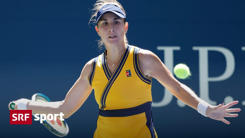 6:2, 6:4 over Jessica Pegola - Benchik makes second week at US Open easy - sport