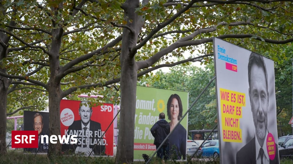 A new parliament in Germany - a union that loses millions of voters to other parties - News