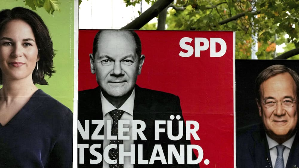 ARD Germany trend: SPD advance slightly diminished - View