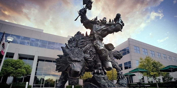 * Blizzard **: From exceptional talent to test tube studio
