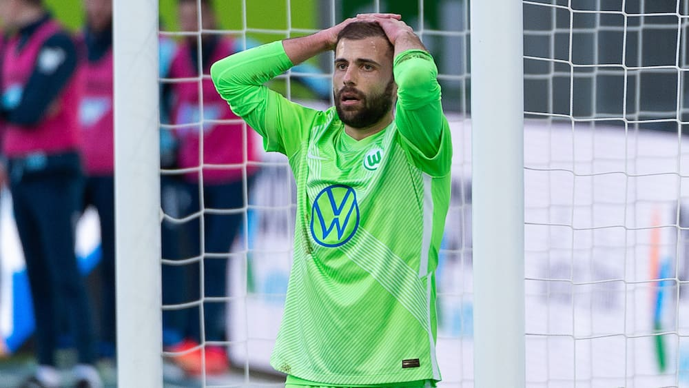 Admir Mahmidi is not allowed to play in the Champions League with Wolfsburg