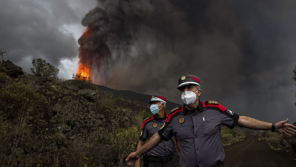 After a volcanic eruption: the situation in La Palma is very exciting