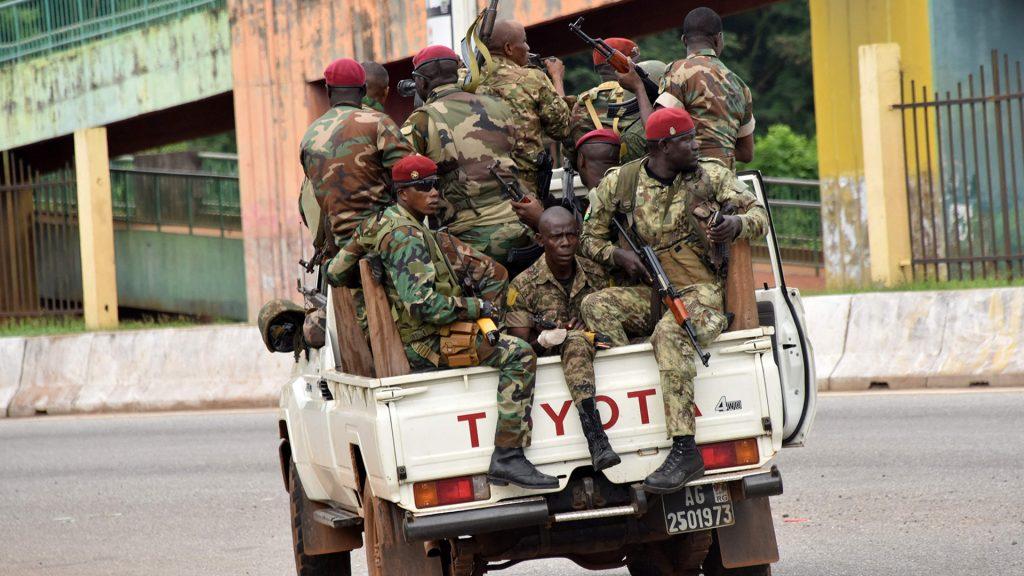 Alleged coup attempt: UN, EU and US condemn coup d'état in Guinea