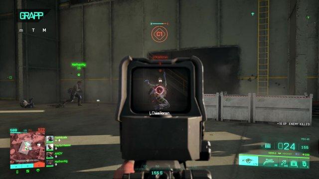 Battlefield 2042: Demo Gameplay Shows Professionals