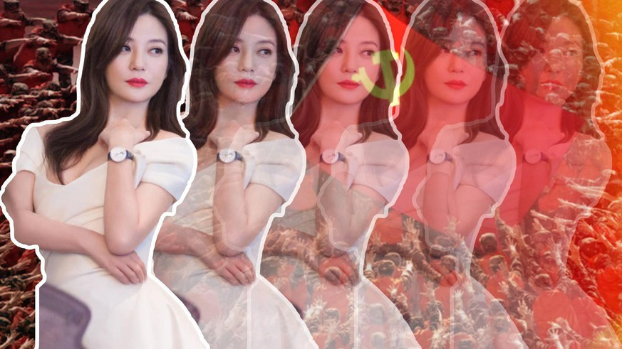 China removes superstar Zhao Wei from the network - this is behind her