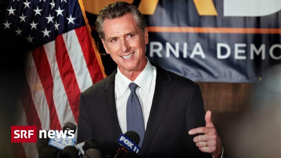 Confidence passed - Governor Newsom wins California power struggle