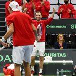 Davis Cup: Switzerland also won the double against Estonia