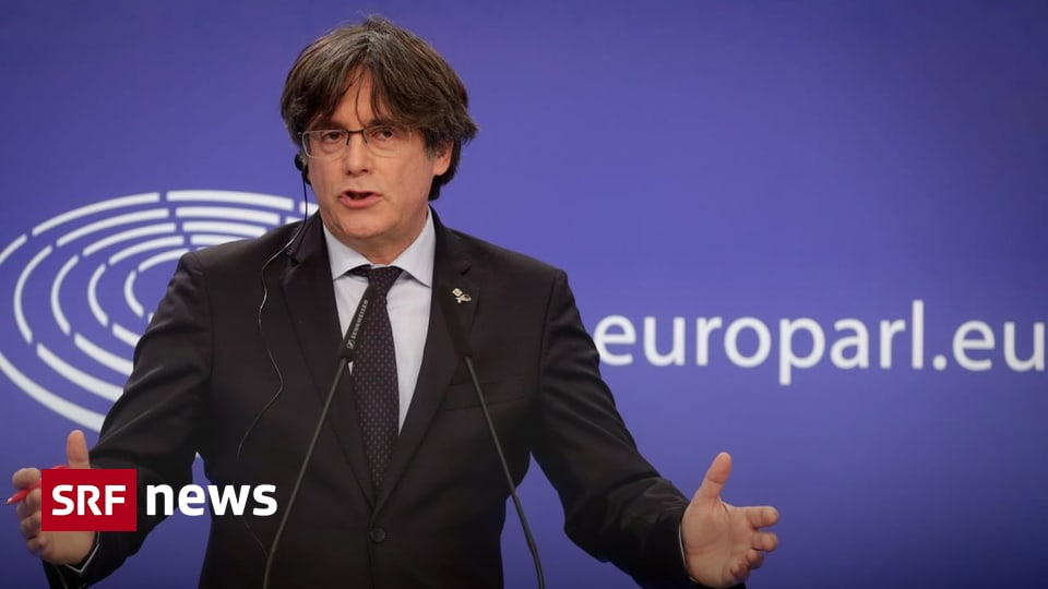 Former Catalan Prime Minister Carles Puigdemont arrested in Italy