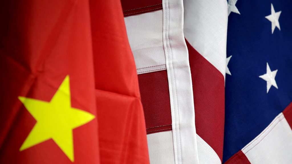 In Chengdu: Chinese authorities closed the American Chamber of Commerce