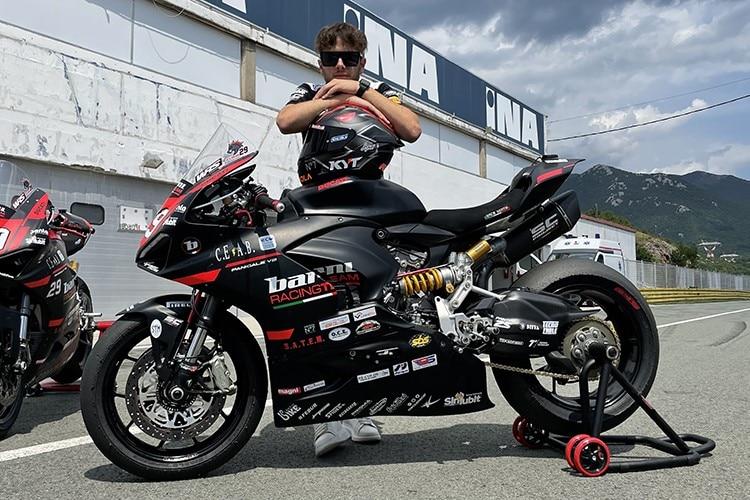 Ein aufregendes Bike: Die Ducati Panigale V2 955