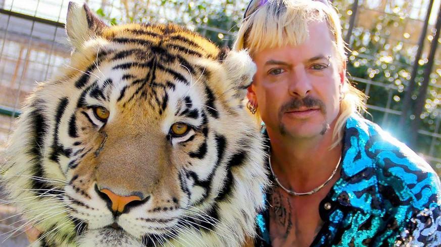 Joe Exotic and Carole Baskin return to Netflix with Tiger King 2