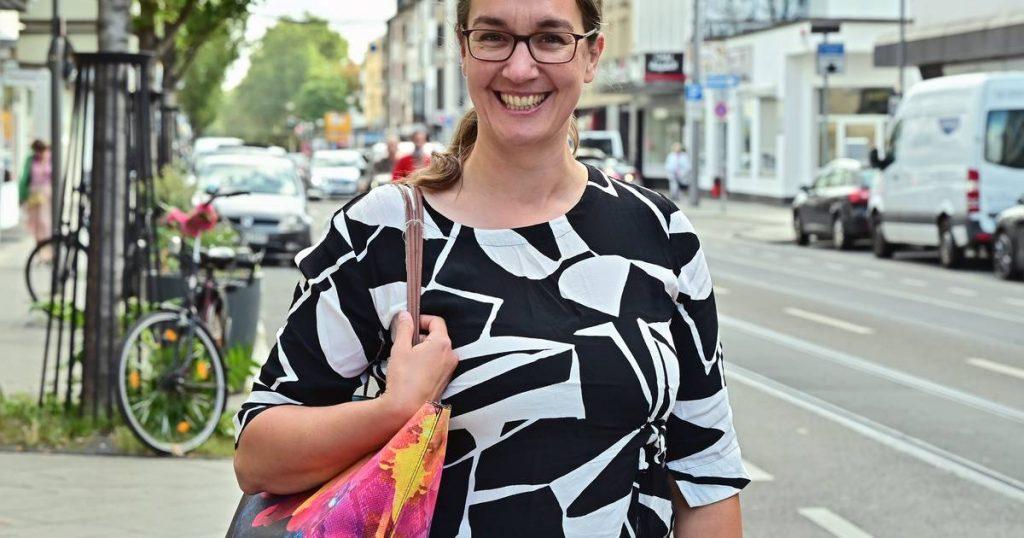 Katharina Fuller nominated for Green in Krefeld and Neuss