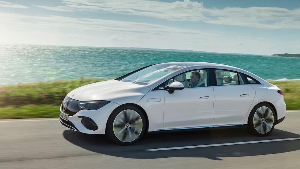 Mercedes EQE: all information about the new Stuttgart Stromer