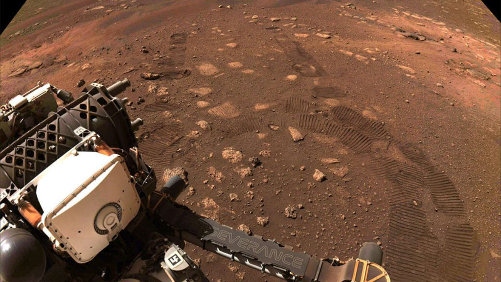 NASA Makes an Exciting Mars Discovery: 'You Can't Hide the Evidence'