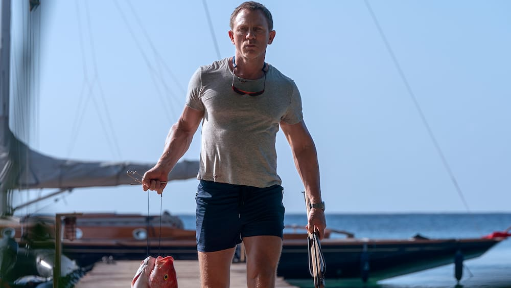 No Time to Die: This is the last Bond movie with Daniel Craig