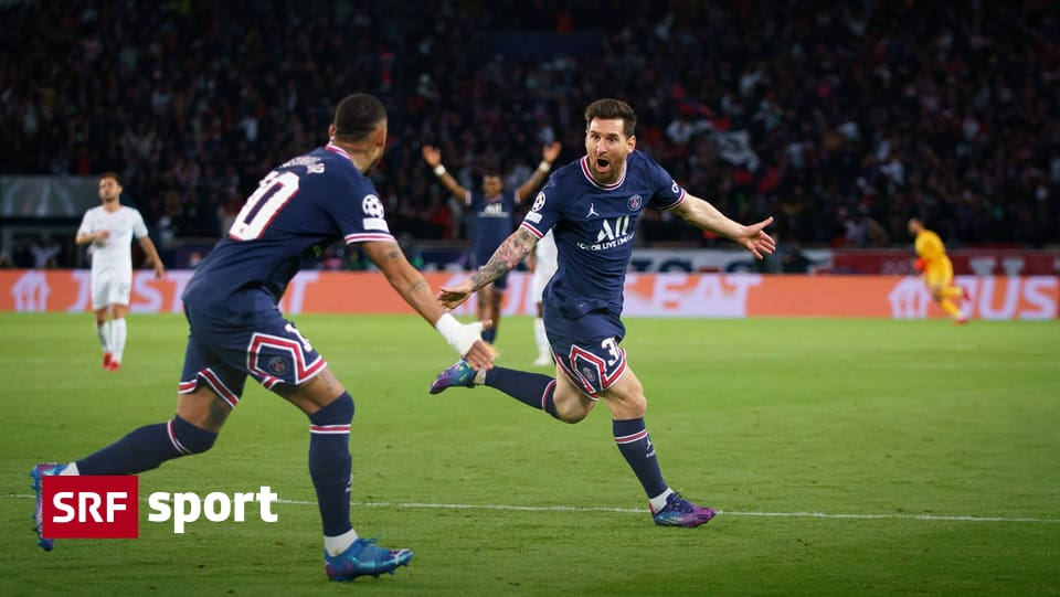 Paris Saint-Germain with a 2-0 win at home - Messi, the first to score: Paris Saint-Germain win the first duel against Manchester City - Sports