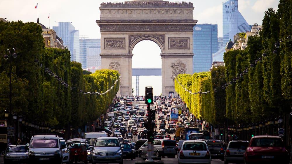 Paris offers Tempo 30 nationwide