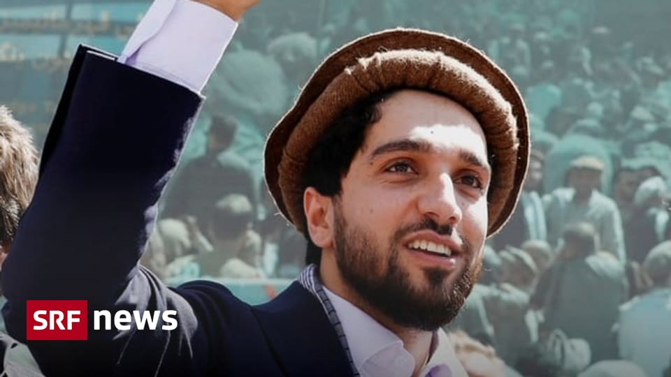 """Resistance of the Taliban - Ahmed Masoud: """"We will not give up the fight"""" - News"""