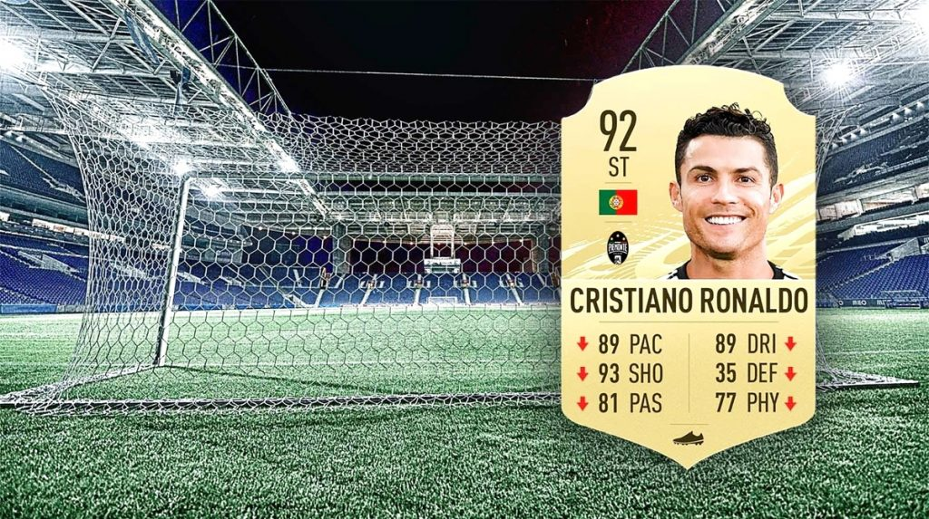 Robert Lewandowski ousts Cristiano Ronaldo from second place among the best players • Eurogamer.de