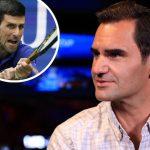 Roger Federer opposes Novak Djokovic's resignation expectations, records