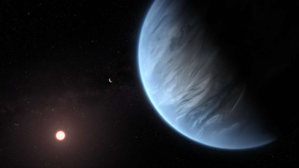 Space: Uninhabitable planets discovered - but very different from Earth