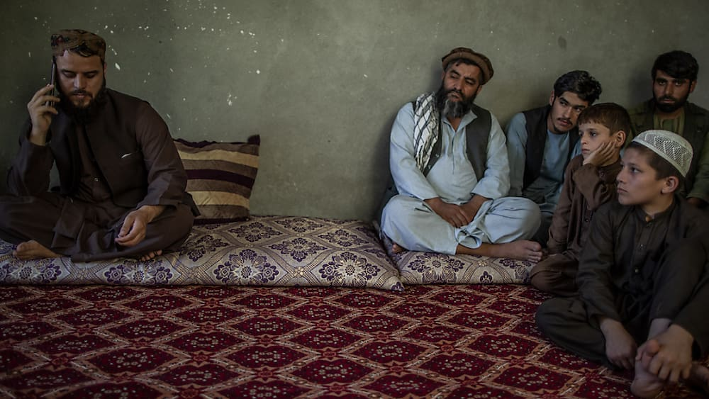 The Taliban asks for help from Germany