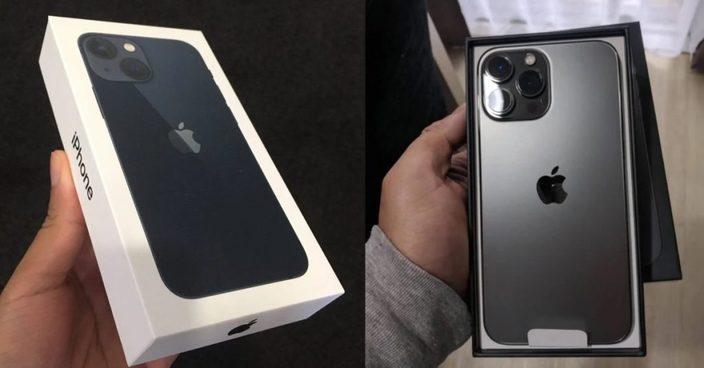The first iPhone 13 pre-orders are now arriving for customers around the world