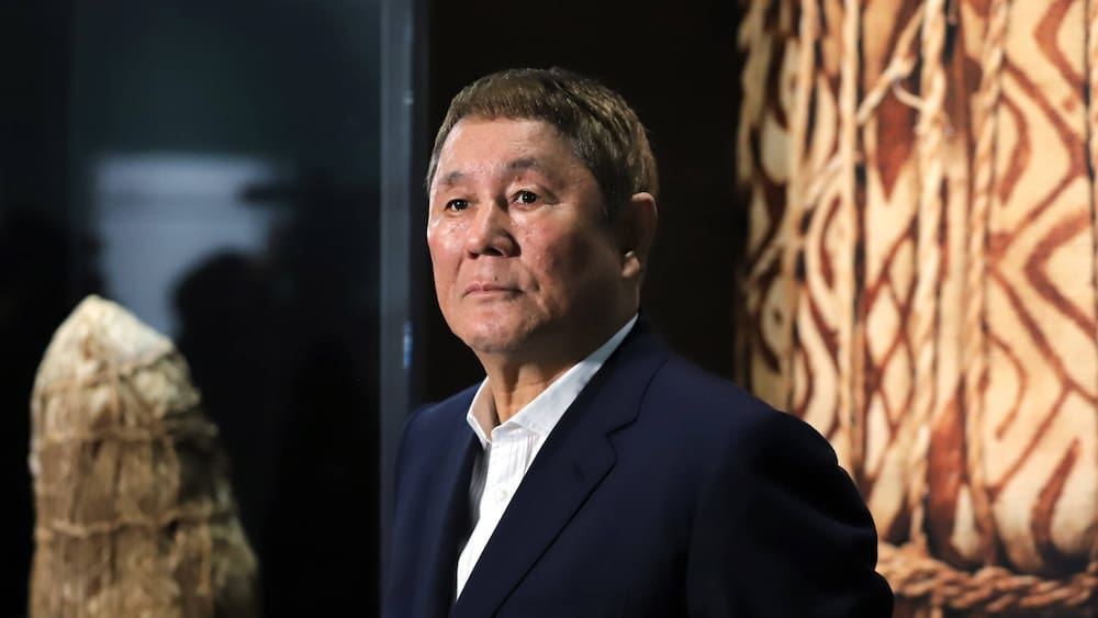 The inventor of Takeshi Castle, Takeshi Kitano, was attacked