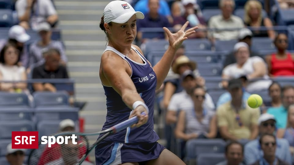 US Open: Women's - Barty makes his way in second round - Pliskova wins with confidence - Sports