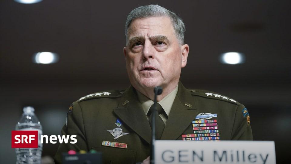 US Senate hearing - US military leaders caught in Republican crosshairs - News
