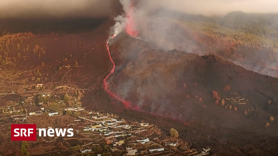 Volcanic eruption in La Palma - airport opened again - News