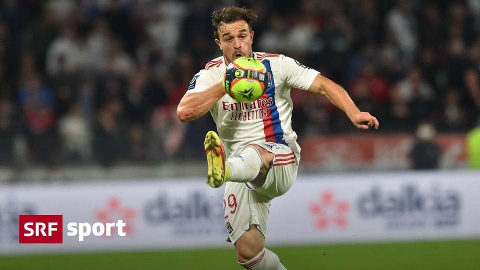 Football from the major leagues - Shaqiri goals pulled - Paris Saint-Germain and Real defeated for the first time - Sports