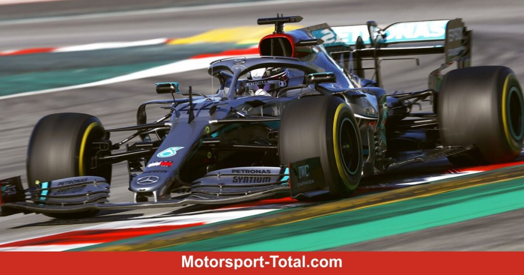 Mercedes in 2022 again as the silver arrow: 'No difference' for Hamilton