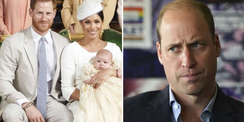 Prince William prevents Megan from returning to England!