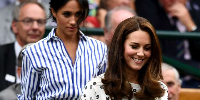 Meghan Markle, Duchess Kate