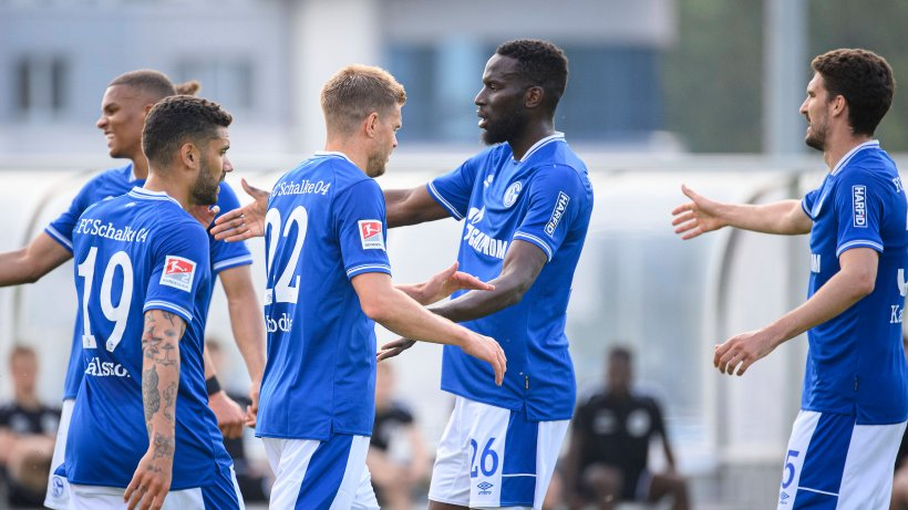 Schalke 04: The luxury problem - is there no more space for him in the team?