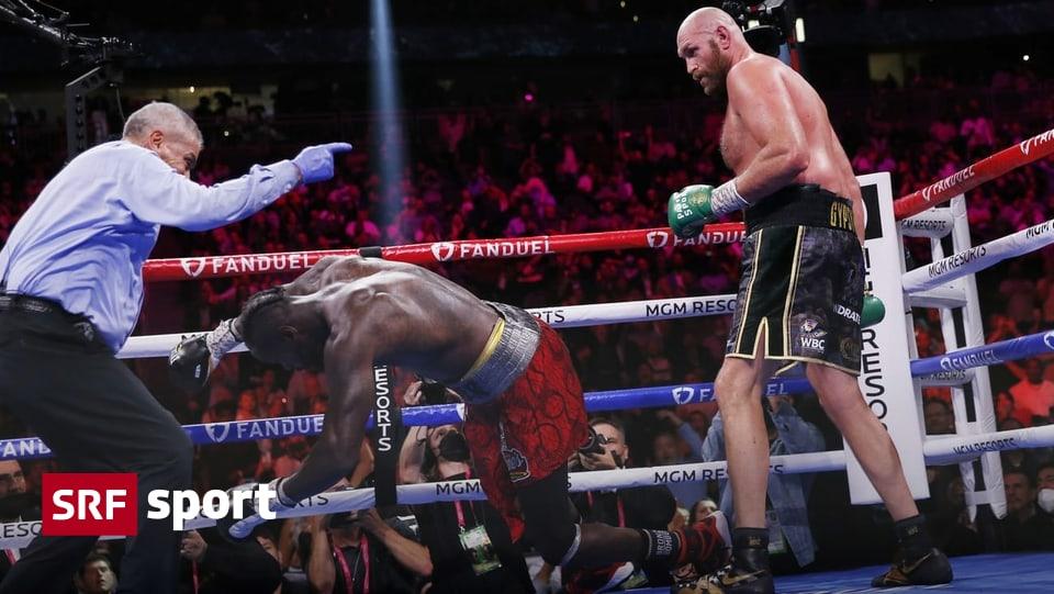 More sports news today - Boxing: Fury remains WBC World Champion - Sports