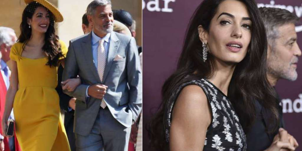 This is what his wife Amal eats for breakfast every morning