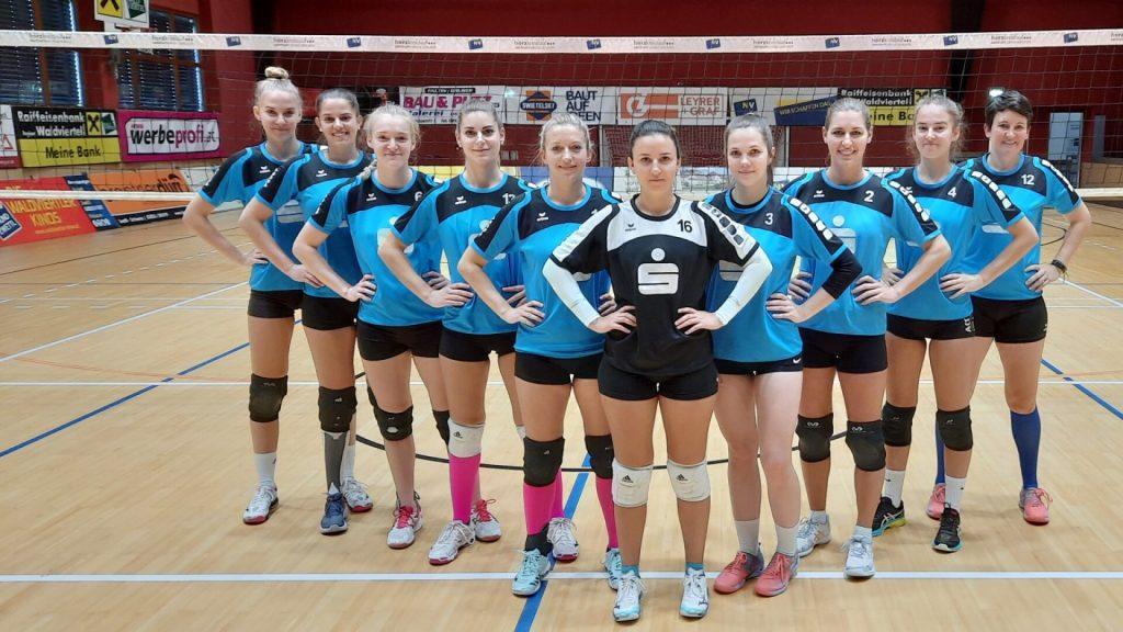 Women's Regional League 2nd - SG Groß-Siegharts / Zwettl: winning first