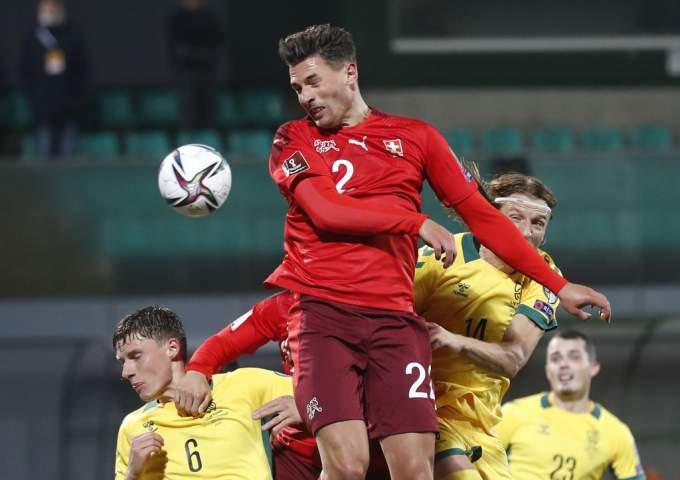 Fabian Scheer, Swiss national football team