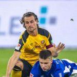 Schalke rises to second place