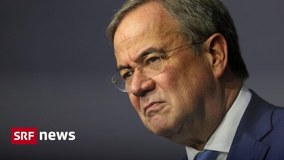 After Bundestag election disaster - CDU leader Armin Laschet signals his willingness to quit - News