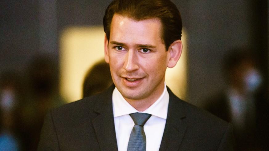 Austrian Chancellor Kurz on suspicion of corruption - SPÖ calls for resignation