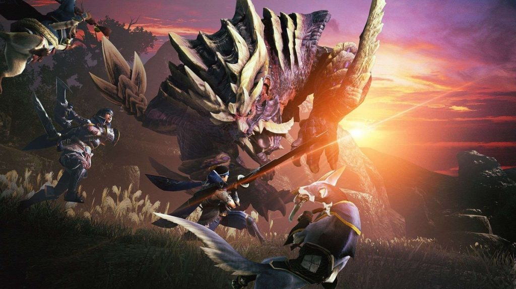 Capcom says Monster Hunter Rise Cross Save / Combined Play can't be implemented • Eurogamer.net
