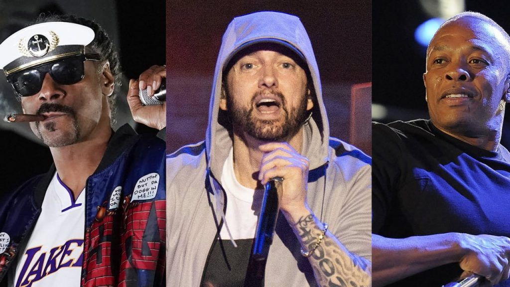 Eminem, Snoop & Co: So it's going to be a Super Bowl halftime mega show - American Football